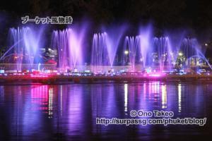 この記事「プーケット 夜のサパンヒン公園」の写真 (344-292)
