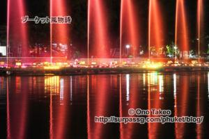 この記事「プーケット 夜のサパンヒン公園」の写真 (344-298)