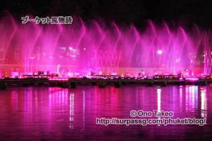 この記事「プーケット 夜のサパンヒン公園」の写真 (344-312)