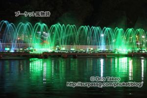 この記事「プーケット 夜のサパンヒン公園」の写真 (344-319)