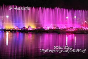 この記事「プーケット 夜のサパンヒン公園」の写真 (344-429)