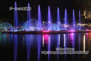 この記事「プーケット 夜のサパンヒン公園」の写真 (344-467)