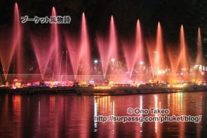 この記事「プーケット 夜のサパンヒン公園」の写真 (344-468)