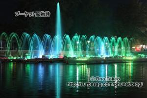 この記事「プーケット 夜のサパンヒン公園」の写真 (344-499)