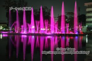 この記事「プーケット 夜のサパンヒン公園」の写真 (363-352)