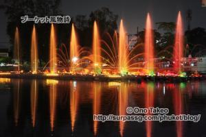 この記事「プーケット 夜のサパンヒン公園」の写真 (363-355)
