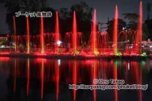 この記事「プーケット 夜のサパンヒン公園」の写真 (363-360)