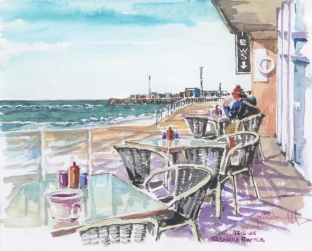 TASMANIA/Barnie海辺のカフェ