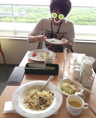 阪大病院スカイレストラン