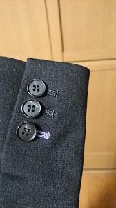 INDIVI ジャケット袖