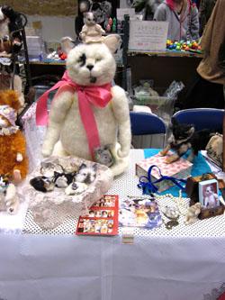 デザフェス・太った猫と盆踊り