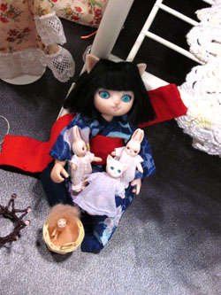 ほびっと工房のお人形たち@ワンフェス2013夏