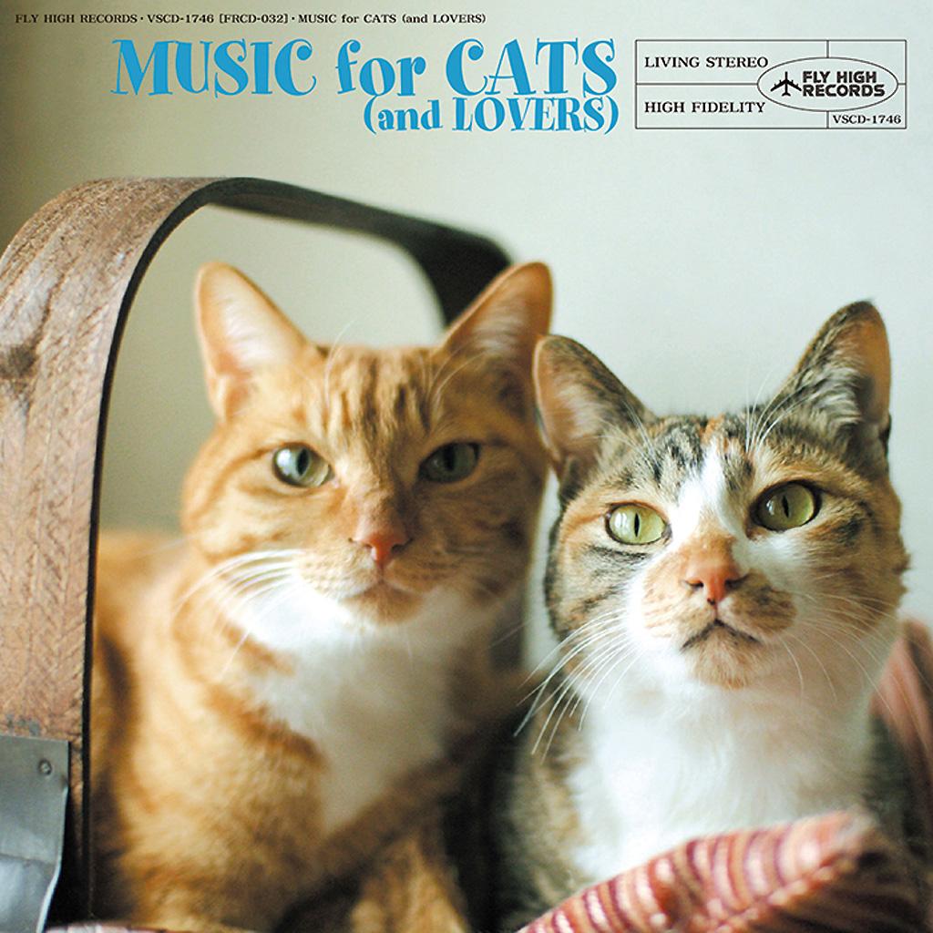 猫と音楽の蜜月