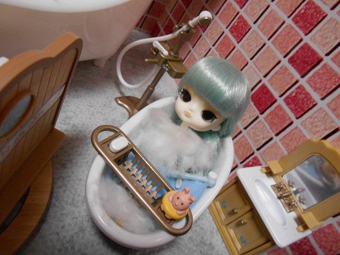2 take a bath ちー