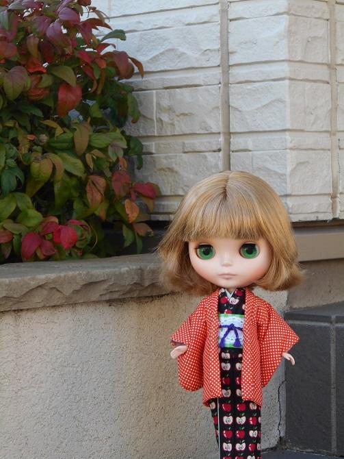 10 kimono outside