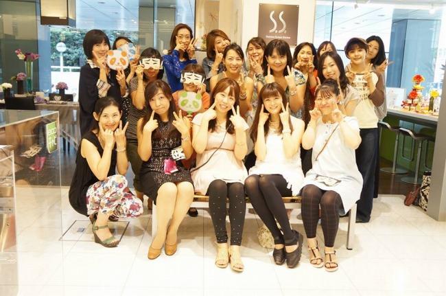 サンプル女子会12