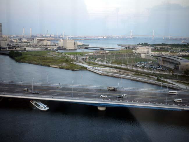 海の見えるそごう屋上ビアガーデン