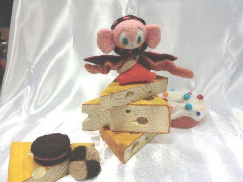 お菓子の魔女