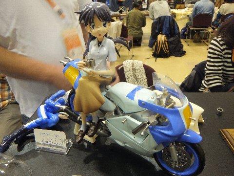 空さんバイク