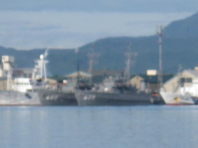 掃海艇 130928