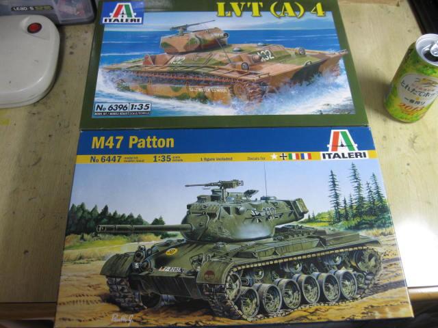 M47 と LVT(A)4