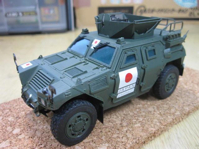 軽装甲機動車・・・