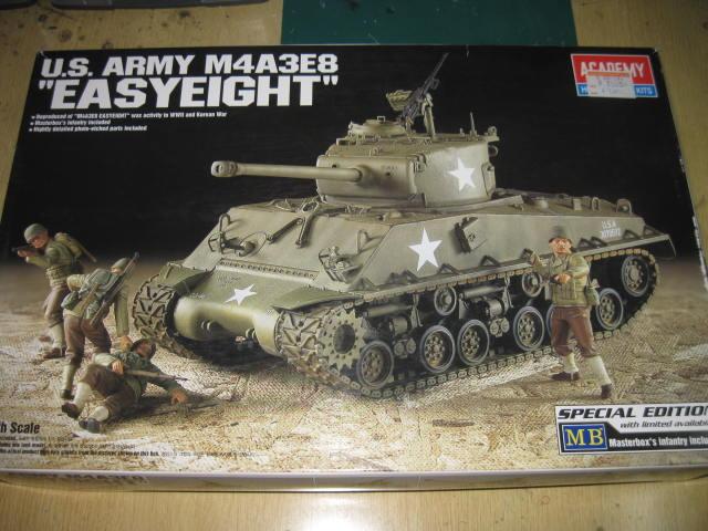 M4A3E8・・・の1