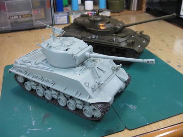 M4A3E8・・・の3