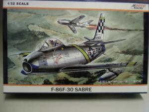 F-86F-30 セイバー ¥4300