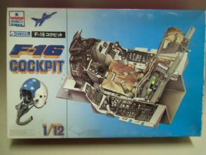 F-16コクピット ¥2330