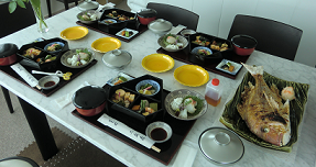 お食い初め膳20130714-2