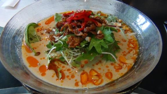 海華冷やしタンタン麺