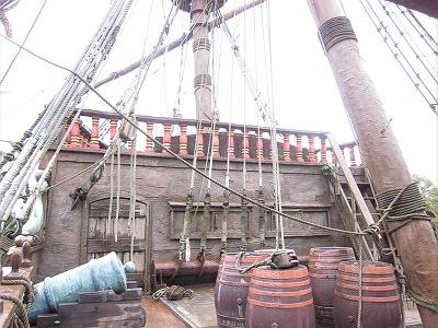 海賊船 その3