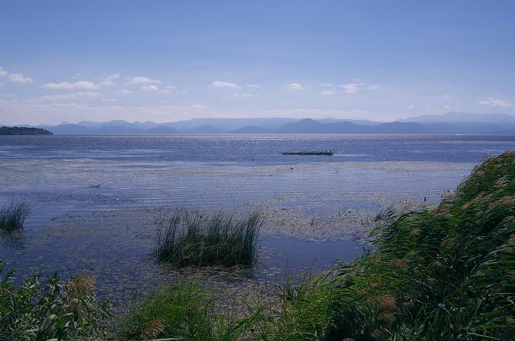 猪苗代湖畔 2