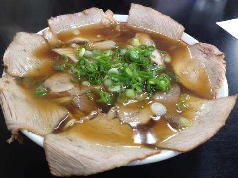 ○京 チャーシュー麺