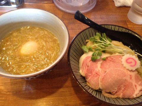 ノロマ つけ麺