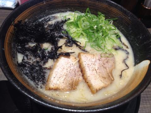 三豊麺 ラーメン