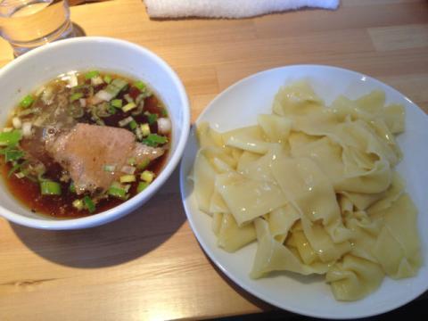 りきどう つけ麺