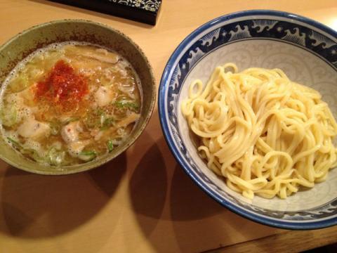 中村屋 つけ麺