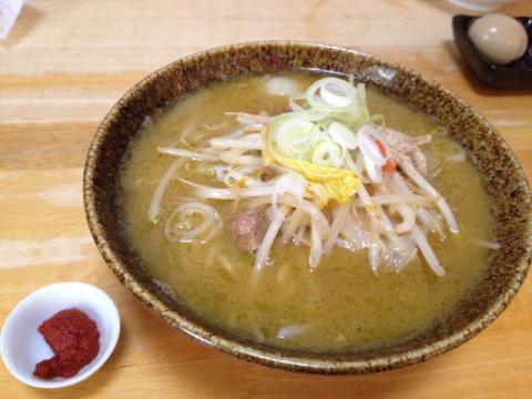 麺組 味噌