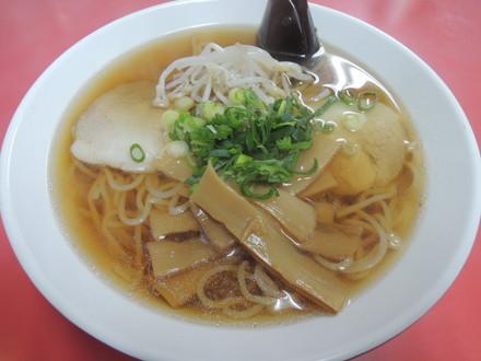 ラーメン(470円)