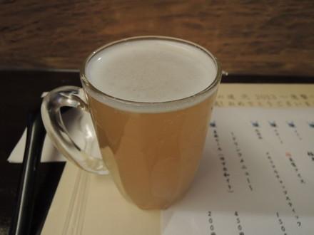 箕面ビール(ゆずホ和イト)(450円)