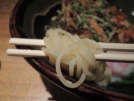 天中華の麺