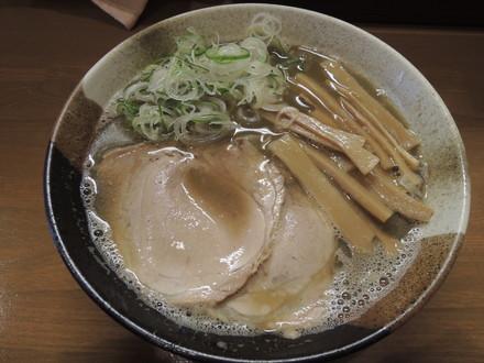 なまらこいにぼ醤油(750円)