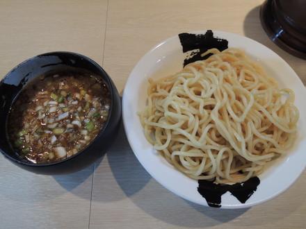 濃豚つけそば(醤油)(780円)