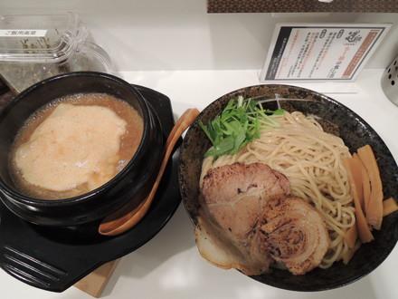 つけ麺大盛(250g)(830円)