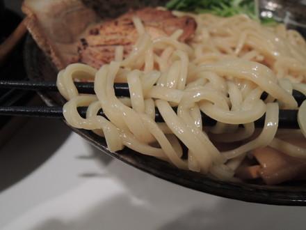 つけ麺大盛の麺
