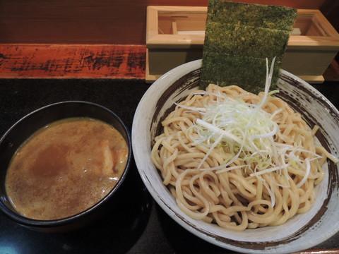 つけ麺 太麺(中)ベジポタMIX(800円)