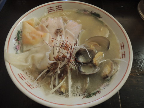 CLAM.CRAB.SHRIMP@俺のMISO(880円)
