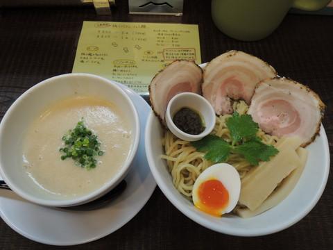 豚CHIKIつけ麺 2玉(280g)(850円)